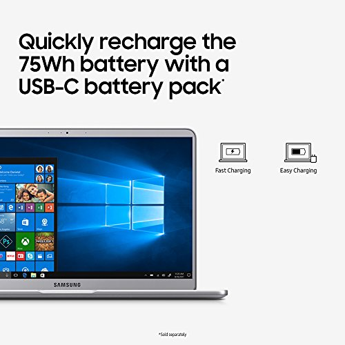 Samsung NP900X3T-K01US Laptop (Windows 10, 8GB RAM, 256GB HDD) Light Titan Price in India
