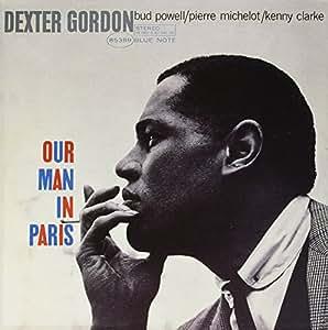 Coffret Our Man In Paris Vinyl et T-Shirt Bleu taille M
