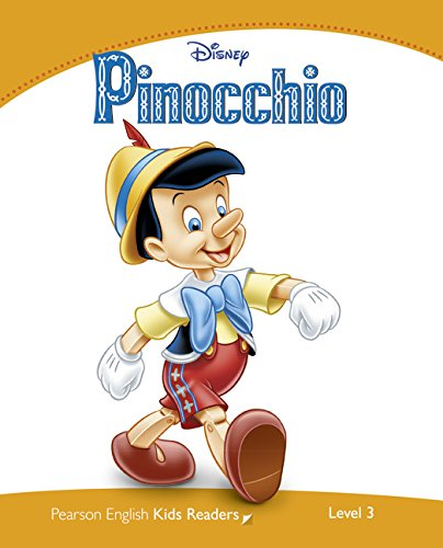 Penguin Kids 3 Pinocchio Reader (Pearson English Kids Readers) - 9781408288610