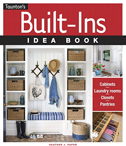 Built-Ins Idea Book (English Edition) -