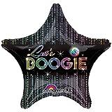 Amscan 70er Disco Fever Standard HX Folie Ballons
