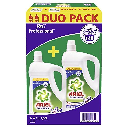 P&G Professional Ariel Regulär Flüssig DUO-PACK 2 x 70WL (= 140 WL)