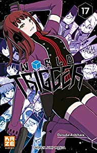 World Trigger Edition simple Tome 17