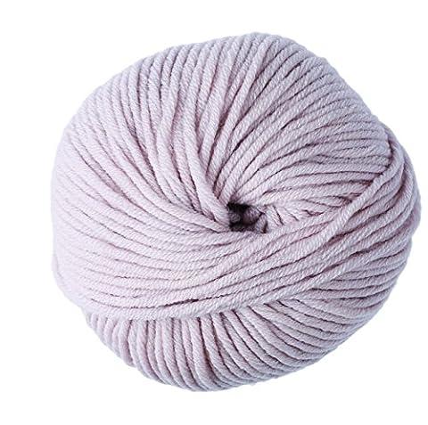 DMC laine 5–100% laine mérinos pour crochet et boule à tricoter 50g 40
