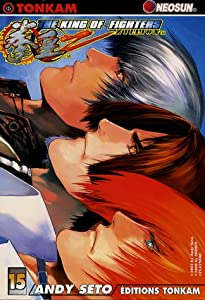 The King of Fighter Zillion Edition simple Tome 15