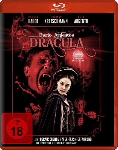 Dario Argentos Dracula [Blu-ray]