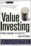 (VALUE INVESTING: FROM GRAHAM TO BUFFETT AND BEYOND (WILEY FINANCE (PAPERBACK)) ) BY GREENWALD, BRUCE C N{AUTHOR}Paperba