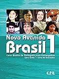 Novo Avenida Brasil 1 : Curso basico de português para estrangeiros (1CD audio)