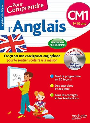 Pour comprendre l'Anglais CM1 - Nouveau programme 2016