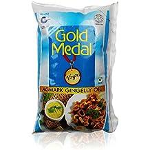 Gold Medal Agmark Gingelly Oil, 1 litre