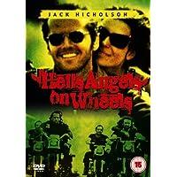 Hells Angels On Wheels (DVD) by Adam Roarke