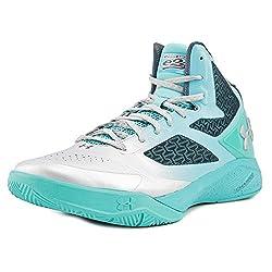 Under Armour Clutchfit Drive 2 Men Us 11.5 Blue Basketball Shoe