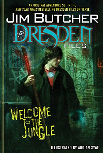 The Dresden Files: Welcome to the Jungle -