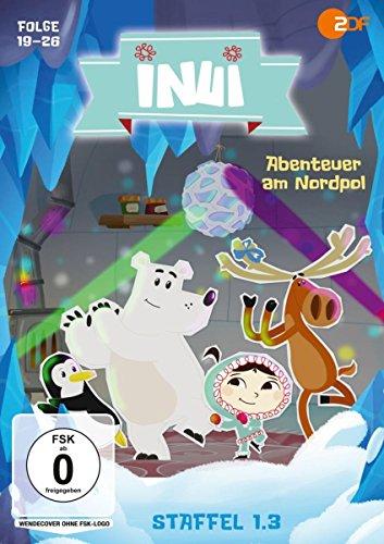 Inui - Abenteuer am Nordpol - Staffel 1.3 Folge 19-26 hier kaufen