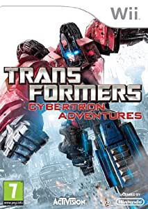 Transformers: Cybertron Adventures (Nintendo Wii)