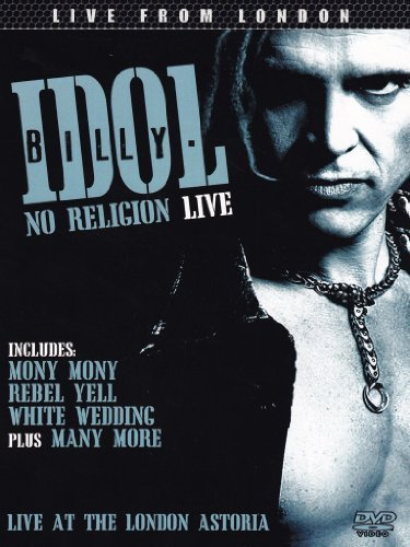 Billy Idol - Live From London - No Religion Live [DVD] [2013] [NTSC]