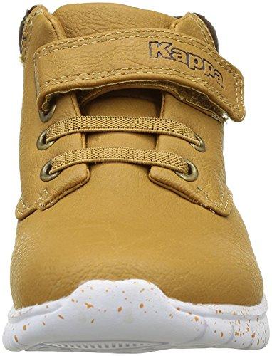 Kappa Cit V Phylon, Baskets Hautes Garçon Jaune (903 Yellow Tan/Root/Brown)