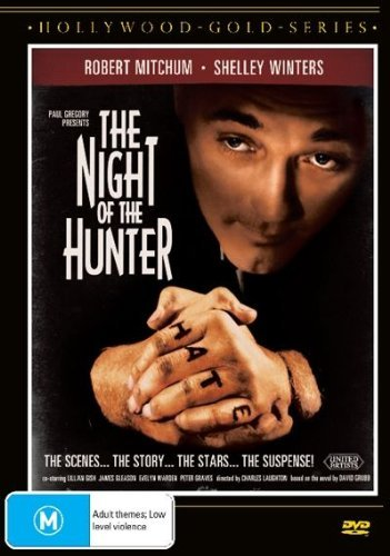 La noche del cazador / The Night of the Hunter [ Origen Australiano, Ningun Idioma Espanol ]