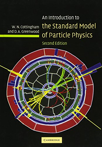 An Introduction to the Standard Model of Particle Physics 2nd Edition Hardback