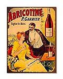 Shaw T-Shirts Abricotine - P. Garnier - Liqueur- 1890