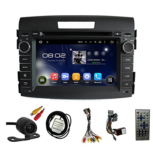 tltek 17,8cm HD 1024* 600muti-touch Bildschirm Auto GPS Navigation System für HONDA...