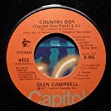 Country Boy (You Got Your Feet In L.A.) / Record Collector's Dream