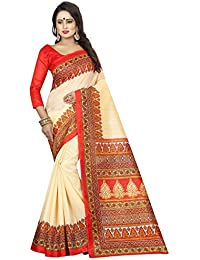 Muta Fashion Bhagalpuri Silk Ethnic Women Saree