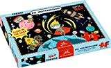 Neo Boxpuzzle Die Weltraumsause Super (72 Teile)