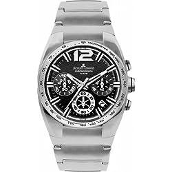 Jacques Lemans Men's Quartz Watch Sport 1-1721A with Metal Strap