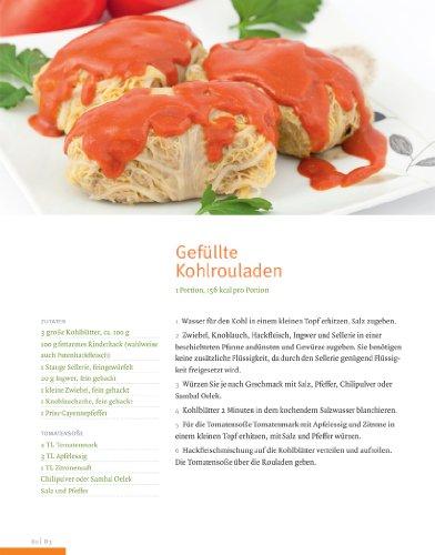 libro das hcg kochbuch leckere rezepte für die diät und  ~ Entsafter Rezepte Diät
