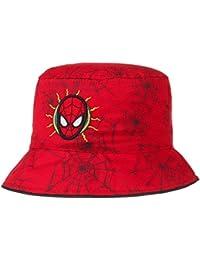 Cappello da Bambino Spiderman Boys Estivo Cappelli Spiaggia Pescatore fbc2c1c36e56