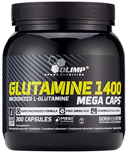#Olimp L-Glutamine Mega Caps, 300 Kapseln, (1 x 469.5 g)#