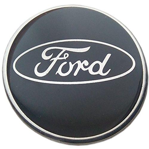 F/ür Ford S-Max 2006 08/Schaltsack Baseball orange Italienisches Leder schwarz S-max Logo Stickerei