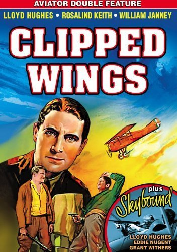 Aviator Double Feature: Clipped Wings (1937) / Skybound (1935) by Lloyd Hughes