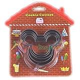 Mickey Mouse Keksform,3-10 cm