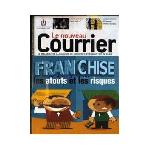 NOUVEAU COURRIER (LE) [No 96] du 01/02/2002 - L'EURO SUR LE VIF - PME CHERCHE PARTENAIRE EUROPEEN - FRANCHISE - LES ATOUTS ET LES RISQUES.