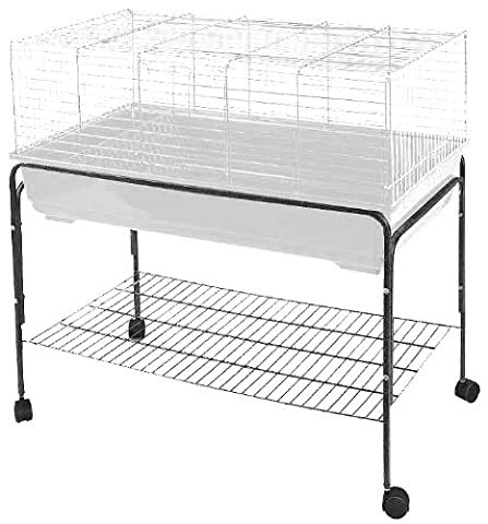 LITTLE FRIENDS X-PART Stand for Rabbit 80cm Cages Metal