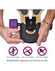Hellmet Longboard Nose Guards - Protection du Deck - La protection parfaite pour ton board