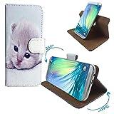 HomTom HT6 Smartphone Tasche / Schutzhülle mit 360° Dreh