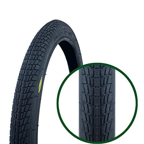 Fincci Reifen für BMX oder Kinder Fahrrad 20 x 1.75 47-406 (Kind-fahrrad-reifen)