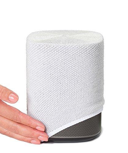 Soundskins - für Sonos Play 1 - Textilbespannung - Rauchweiß