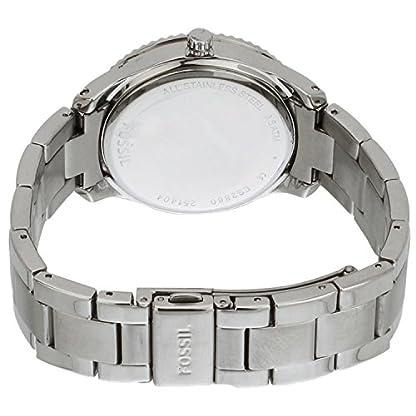 Fossil End-of-season Stella Analog Silver Dial Women's Watch – ES2860