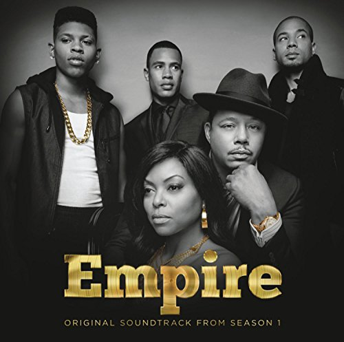 empire cd Original Soundtrack from Season 1 of Empire