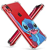 Logee Heart Stitch Coque en TPU pour iPhone iPhone XR 6.1'