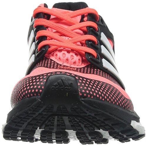 adidas Performance , Chaussures de course pour homme Orange orange Rouge - Rouge