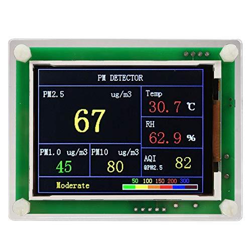 2,8 Zoll Digital Auto PM2.5 Luftqualitätsprüfgerät Tester Meter AQI Home Auto Air Monitor Ausgezeichnete Leistung Hohe Rate