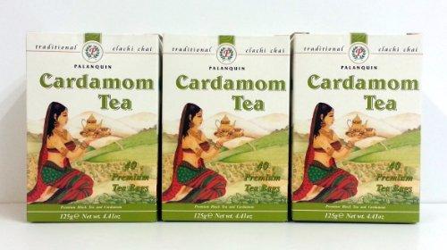 Palanquin Cardamom Tea (3 boxes)