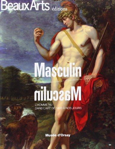 Masculin/Masculin : L'homme nu dans l'art de 1800  nos jours
