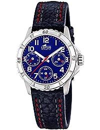 Reloj Lotus Niño Cadete 18583/2 Acero Multifunción
