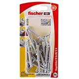 Fischer Nageldübel N, 5 x 30/10 S SB-KARTE 20, 52249